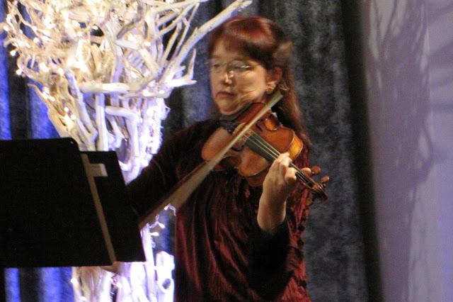 Ένα μαγικό βιολί για το Σχολείο Δεύτερης Ευκαιρίας Ναυπλίου