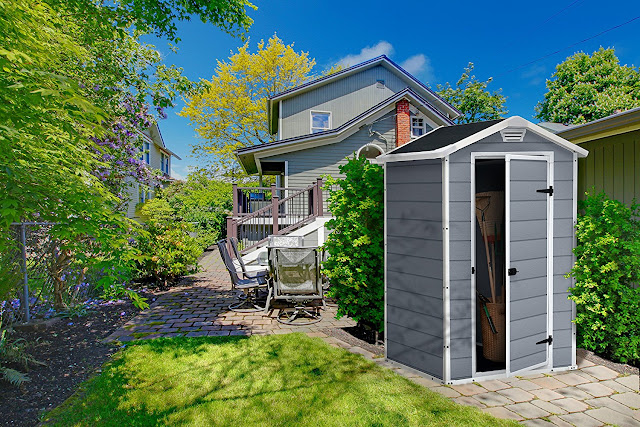 Smart Ways to Pack Your Garden Shed for Winter