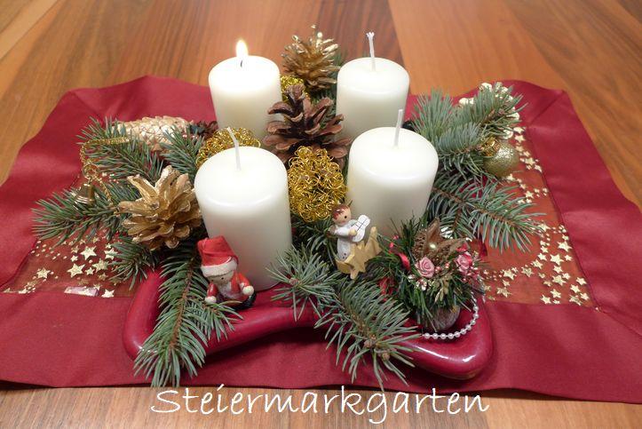 Adventskranz-Steiermarkgarten