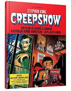 Creepshow- Horror Books - Stephen King