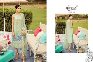 Rinaz Fashion Charizma Vol 2 Pakistani Suits Collection
