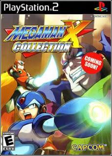 Megaman X Collection PS2 Torrent