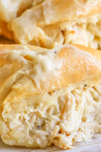 Chicken Stuffed Crescent Rolls Recipe