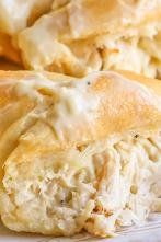Chicken Stuffed Crescent Rolls Recipe