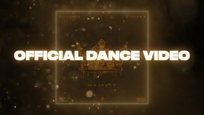 (MP4 VIDEO) DJ Tunez Ft Busiswa – Majesty (Official Dance) #Arewapublisize