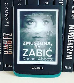 #261 'Zmuszona, by zabić' Rachel Abbott
