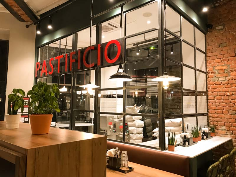 Ristorante e Pastificio MISCUSI a Milano