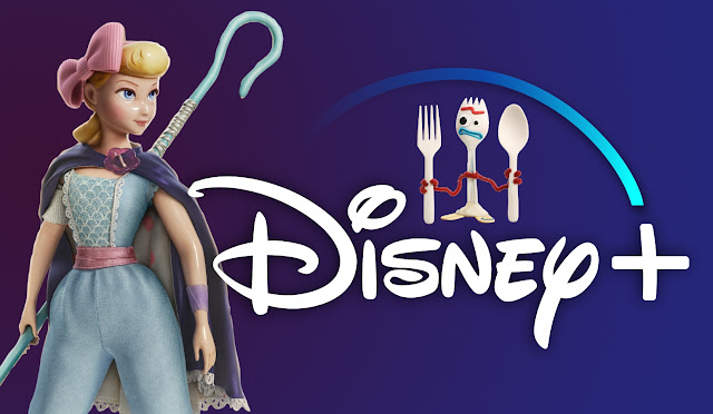 Disney+ Bo Peep's Lamp Life show Announcement