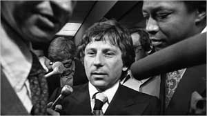 Roman Polanski arrested