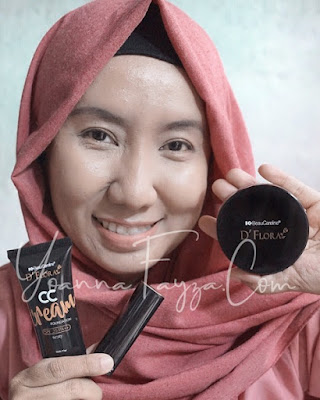 Make Up Flawless dengan D'Flora Kosmetik