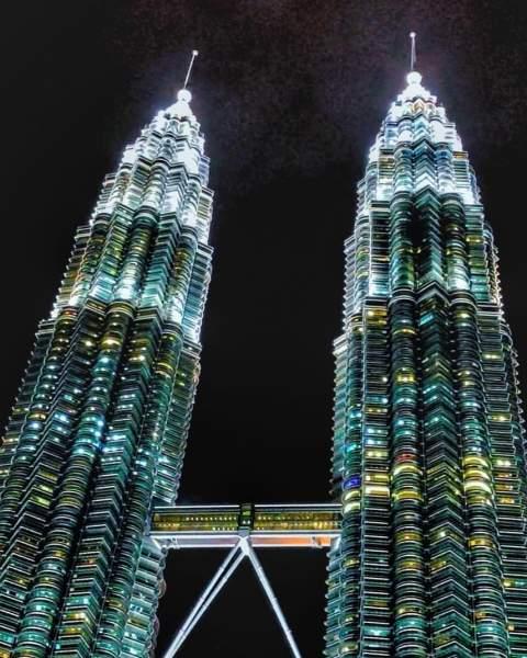 Twin Tower Petronas Malaysia