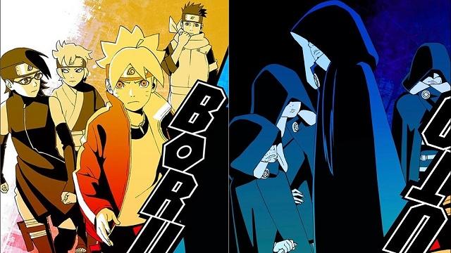 보루토 - Naruto Next Generations
