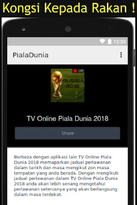 Download Online TV World Cup 2018 Apk latest version