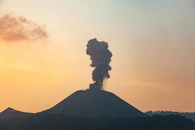 List of Volcanoes in India