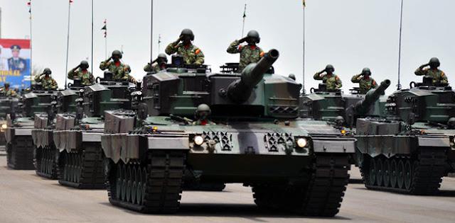 Investasi Pertahanan Untuk Keamanan Nasional Dan Kestabilan Ekonomi