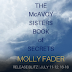 #Release #Blitz -  The McAvoy Sisters Book of Secrets  Author: Molly Fader   @mollyokwrites  @agarcia6510
