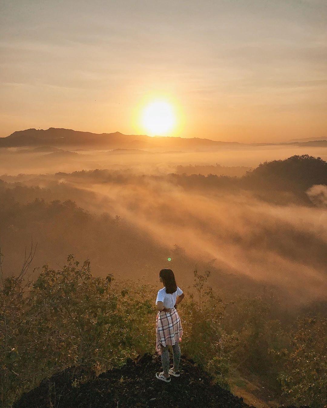 Rute Gunung Ireng