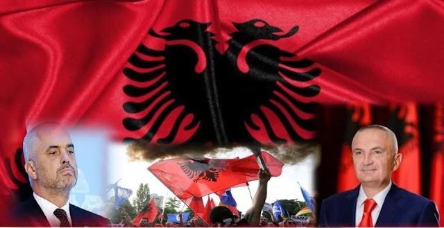 Η Ελλάδα σε έναν «κύκλο φωτιάς»: Αλβανία