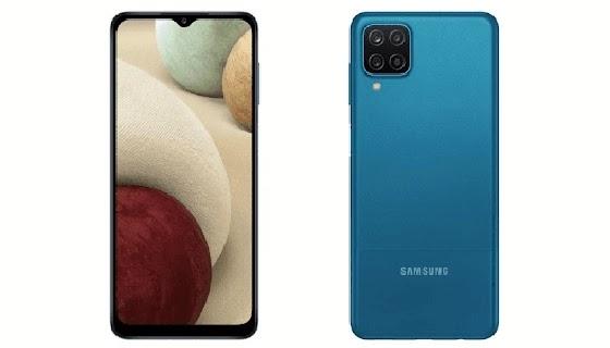 شركة سامسونج تقدم هاتف جديد Galaxy A12 بكاميرا رباعية وبطارية ضخمة