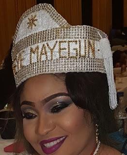 princess onanuga chieftaincy title