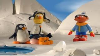 Sesame Street Bert and Ernie's Great Adventures Penguins