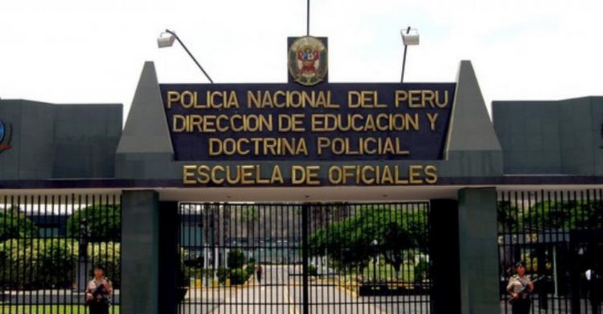 MININTER retomará ampliación de Escuela de Oficiales de la Policía - PNP Chorrillos - www.mininter.gob.pe