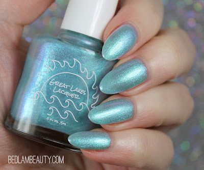 Great Lakes Lacquer Bring Yourself Back Online | Westworld Collection