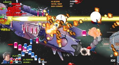 Wings Of Bluestar - Novo jogo para Sega Dreamcast e SNK Neo Geo Wb2