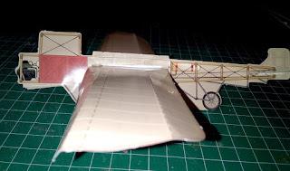 monoplano Blériot X1