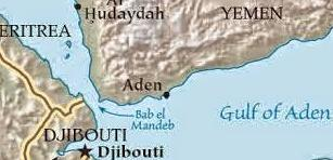 Aden, in southern Yemen