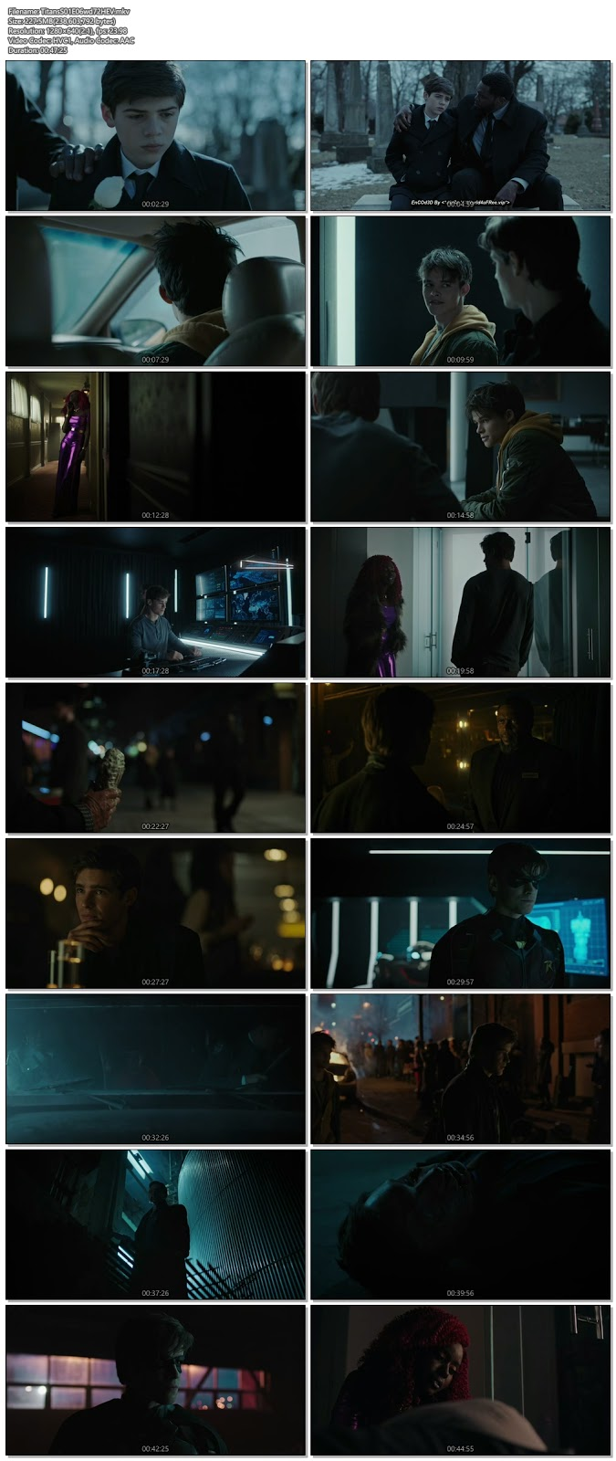 Titans S01 Episode 06 720p HDTV 200MB ESub x265 HEVC , hollwood tv series Titans S01 Episode 06 720p hdtv tv show hevc x265 hdrip 200mb 250mb free download or watch online at world4ufree.fun
