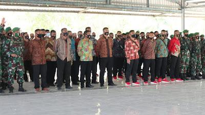 Wapres RI Kunjungi Banten, Polda dan Korem 064/MY, Gelar Pengamanan VVIP
