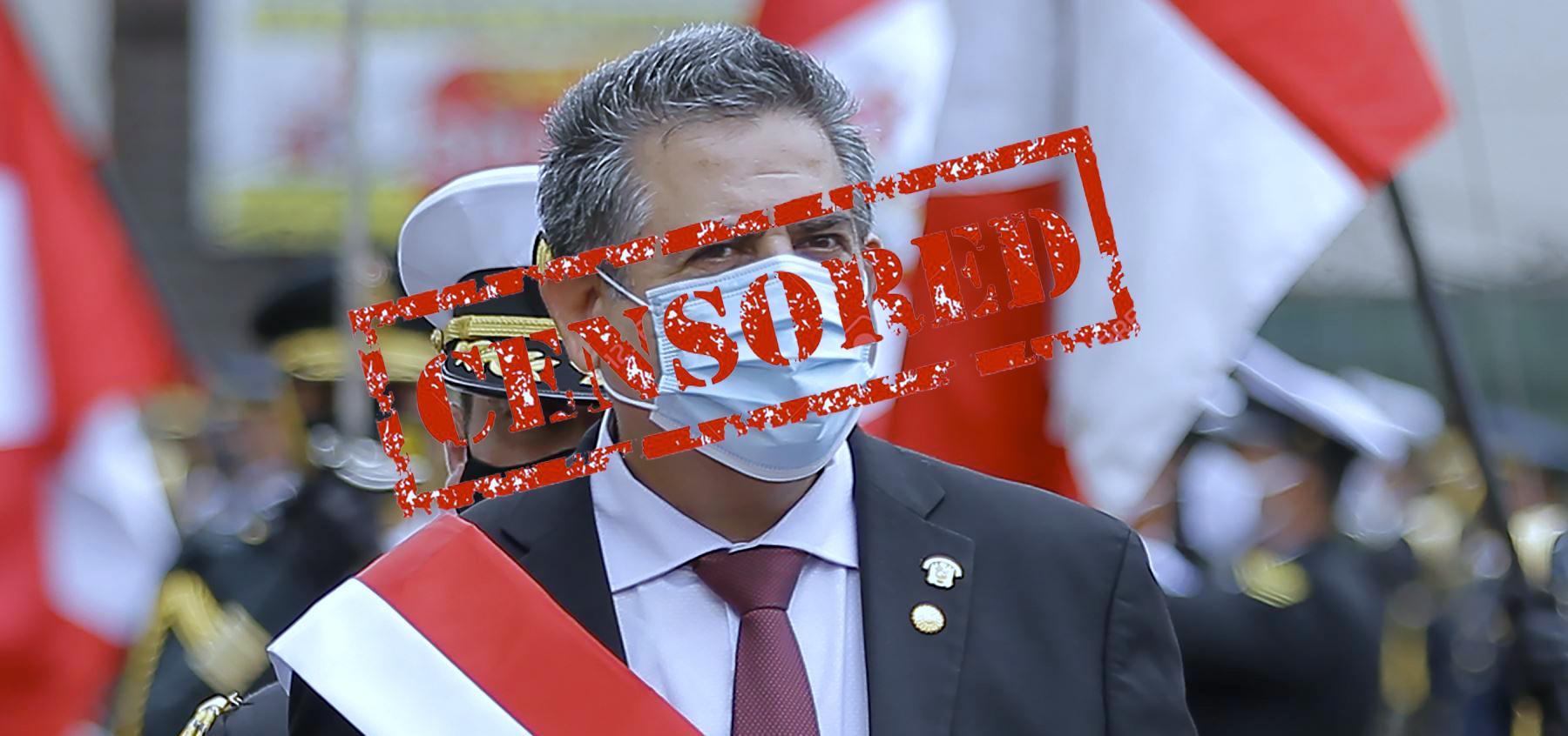 El colmo: Ex presidente Merino recibiría pensión vitalicia según la ley