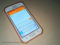 Cara bayar kartu halo via SMS Banking BNI
