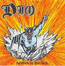 """Το single των Dio """"Rainbow in the Dark"""""""