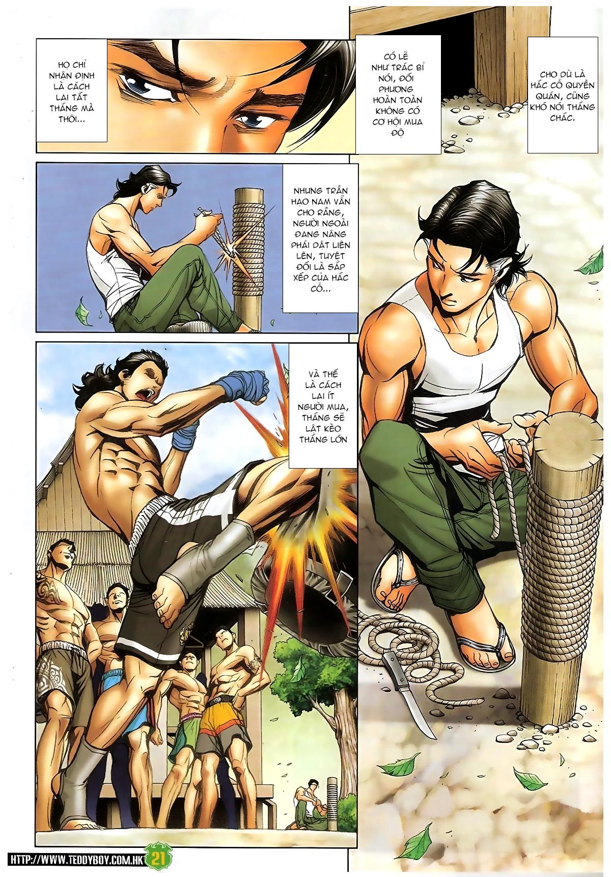 Người Trong Giang Hồ - Chapter 1397: Anh hùng cúi đầu - Pic 20