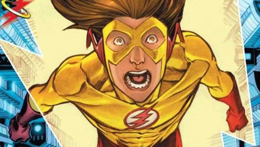 kid flash dc, Daftar Anggota Teen Titans dari DC Comics (Bagian 2)