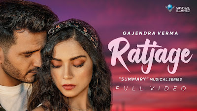 Checkout Gajendra Verma new song Ratjage & its lyrics penned by Aseem Ahmed Abbasee