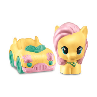 MLP Playskool Friends Fluttershy Vehicle & Pony