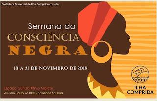 """Semana da Consciência Negra, na Ilha, apresenta  desfile """"Grito Da Diferença"""", exposição """"Preta Pavão"""" e Sarau"""