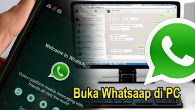 Cara Buka Whatsapp di Laptop tanpa Barcode Mudah Pake Trik Ini!