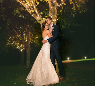 11 Wedding Photographs With Magical Lighting