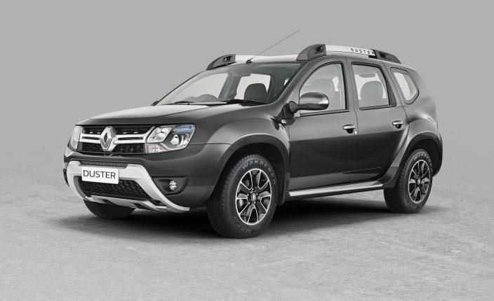 Renault Duster (2018) - Couleurs / Colors