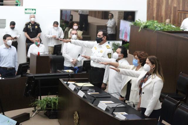 Comienzan las comparecencias del II Informe de Gobierno. Antonio Sánchez
