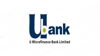 UBank Vacancies - UBank Careers - U Bank Jobs 2021 - U Microfinance Bank Jobs 2021 - Online Apply - careers@ubank.com.pk