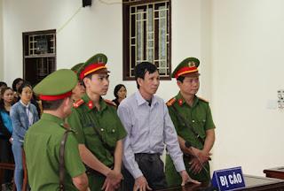 Y án sơ thẩm dành cho Nguyễn Văn Túc