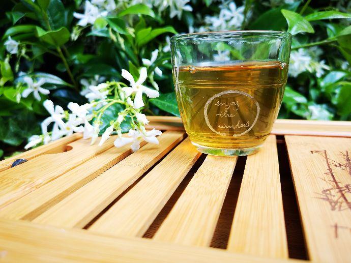 Tratamiento de té verde para hacer en casa