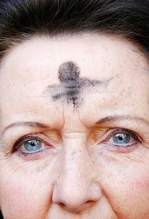 Ash Wednesday for the hoi polloi
