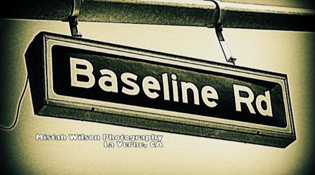 Baseline Road, La Verne, California by Mistah Wilson