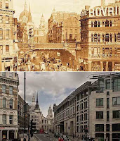 Unseen Photos of London City from 1879 to 2012